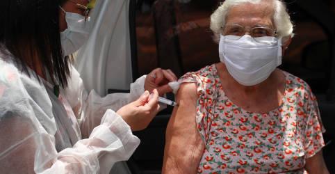 Placeholder - loading - Rio de Janeiro vai iniciar aplicação de 3ª dose em idosos em setembro