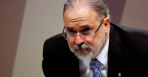Placeholder - loading - Imagem da notícia PGR atuou para que nenhum cidadão sofresse acusação seletiva, diz Aras