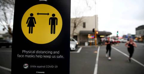 Placeholder - loading - Surto de Delta da Nova Zelândia gera maior número de casos desde abril de 2020
