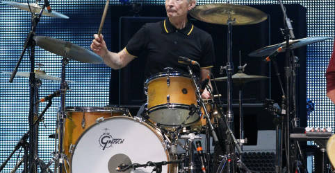 Placeholder - loading - Charlie Watts, baterista dos Rolling Stones, morre aos 80 anos