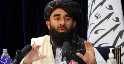 Placeholder - loading - Imagem da notícia Taliban ordena que ex-autoridades 'não entrem em pânico e voltem ao trabalho'