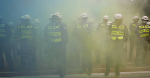 Placeholder - loading - Imagem da notícia Promotoria da Justiça Militar pede informações sobre participação de PMs em atos do 7 de setembro