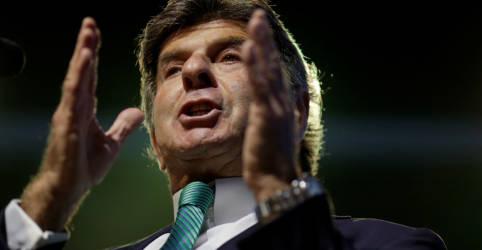 Placeholder - loading - Imagem da notícia Pedido de impeachment de ministro do STF tem 'roupagem de ameaça', diz Fux