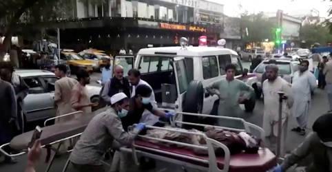 Placeholder - loading - Estado Islâmico reivindica autoria de ataque no aeroporto de Cabul