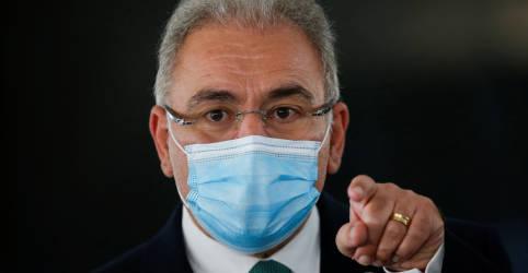 Placeholder - loading - Imagem da notícia Queiroga diz que passaporte de vacinação não ajuda e restringe liberdade