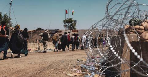 Placeholder - loading - Imagem da notícia Países da Otan buscam manter aeroporto de Cabul aberto para ajuda humanitária após retiradas