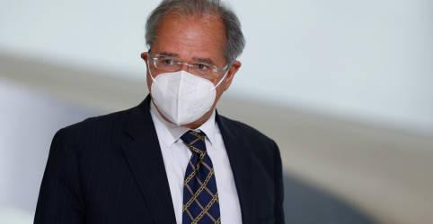 Placeholder - loading - Solução do STF para precatórios é extremamente eficaz e tem apoio da Economia, diz Guedes