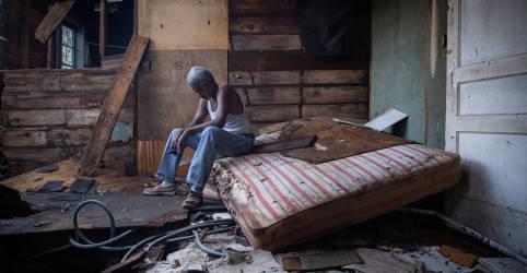 Placeholder - loading - Imagem da notícia Louisiana lança operações de resgate e número de mortes por furacão Ida deve subir