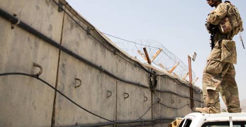 Placeholder - loading - Últimos soldados dos EUA deixam o Afeganistão após quase 20 anos