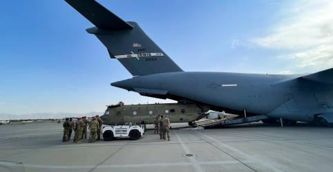 Placeholder - loading - EUA completam retirada do Afeganistão após guerra de 20 anos