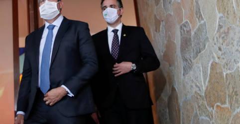 Placeholder - loading - Imagem da notícia Fux, Lira e Pacheco fazem reunião 'embrionária' na busca de solução para precatórios