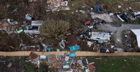 Placeholder - loading - Imagem da notícia Furacão Ida deixa rastro de destruição e 1 milhão de casas sem energia nos EUA