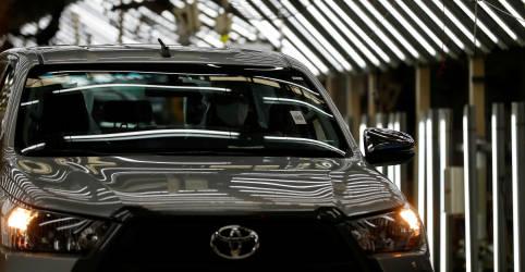 Placeholder - loading - Imagem da notícia Falta de chips faz produção de veículos no Brasil ter pior agosto desde 2003