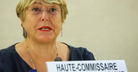 Placeholder - loading - Imagem da notícia Ameaças ambientais são maior desafio aos direitos humanos, diz ONU