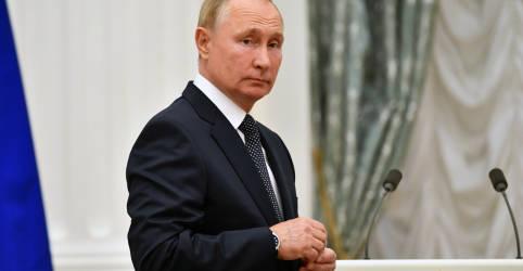 Placeholder - loading - Imagem da notícia Putin se isola após casos de Covid em seu entorno