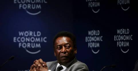 Placeholder - loading - Pelé recebe alta da UTI e é transferido para quarto de hospital em SP