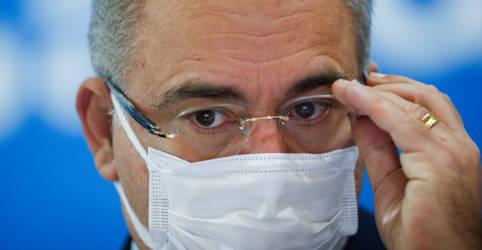 Placeholder - loading - Imagem da notícia Após suspender vacinação de adolescentes, Queiroga diz que evento adverso não é razão para não vacinar