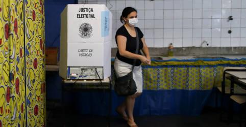 Placeholder - loading - Imagem da notícia Senado aprova reforma eleitoral, mas barra retorno das coligações