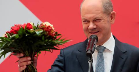 Placeholder - loading - Partido Social-Democrata busca coalizão para suceder Merkel após vitória na Alemanha