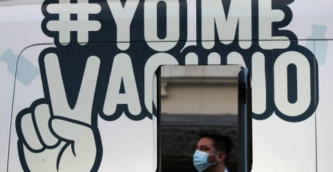 Placeholder - loading - Chile começa a vacinar crianças a partir de 6 anos contra a Covid-19