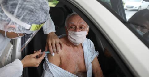 Placeholder - loading - Imagem da notícia Queiroga anuncia ampliação de dose de reforço contra Covid para maiores de 60 anos