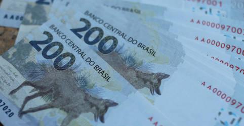 Placeholder - loading - Imagem da notícia Governo central tem déficit primário de R$9,9 bi em agosto, menor que o esperado