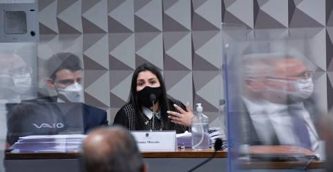 Placeholder - loading - À CPI, advogada de ex-médicos da Prevent fala em alinhamento de interesses com Ministério da Economia