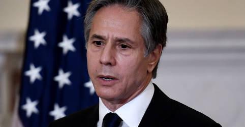 Placeholder - loading - Senadores dos EUA cobram de Blinken posição contra ações antidemocráticas de Bolsonaro