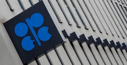 Placeholder - loading - Opep+ mantém política de produção de petróleo; preços avançam