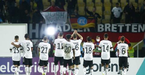 Placeholder - loading - Imagem da notícia Alemanha se classifica para a Copa do Mundo de 2022 com vitória sobre a Macedônia do Norte