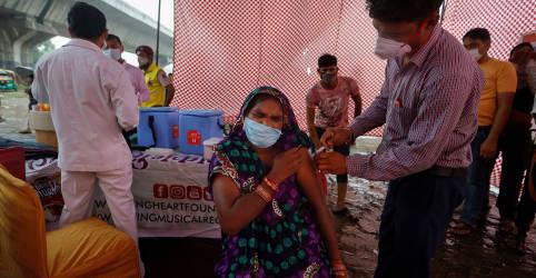 Placeholder - loading - Índia recomenda vacina Covaxin contra Covid-19 para crianças a partir de 2 anos