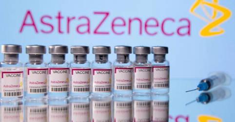 Placeholder - loading - Imagem da notícia Saúde reduz intervalo entre doses de vacina da AstraZeneca contra Covid-19