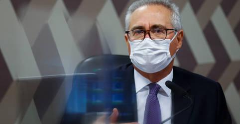 Placeholder - loading - Imagem da notícia Renan diz que relatório da CPI pedirá indiciamento de Bolsonaro por 11 crimes