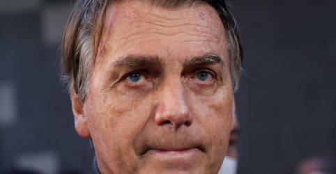Placeholder - loading - Imagem da notícia Bolsonaro vai ao STF para impedir suspensão de redes sociais requerida pela CPI da Covid