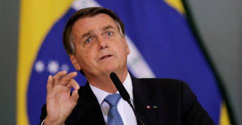 Placeholder - loading - Imagem da notícia Petrobras não pode ser uma empresa que dá lucro tão alto, diz Bolsonaro