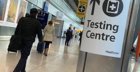 Placeholder - loading - 'Entre em contato': Reino Unido busca portador de variante brasileira do coronavírus