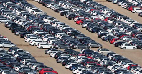 Placeholder - loading - Imagem da notícia Venda de veículos novos no Brasil volta a mostrar queda em fevereiro
