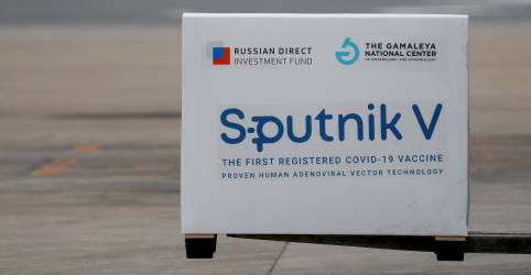 Placeholder - loading - Imagem da notícia Governadores formam consórcio para compra de Sputnik V; São Paulo comprará 20 milhões de doses