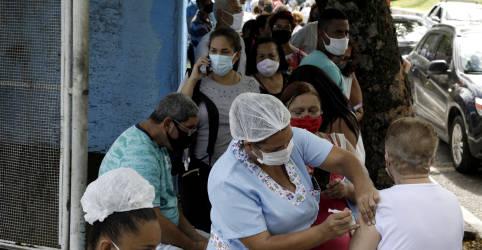 Placeholder - loading - Imagem da notícia Economia do Brasil tem em 2020 maior contração desde 1996 sob impacto do coronavírus