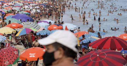 Placeholder - loading - Imagem da notícia Rio de Janeiro adota restrições e toque de recolher para conter Covid-19