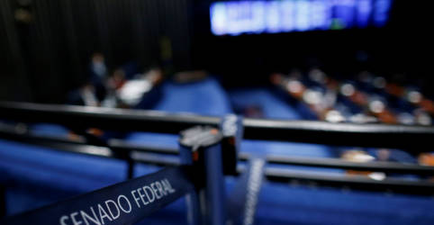 Placeholder - loading - Imagem da notícia Senado mantém em PEC Emergencial limite de R$44 bi de exceção ao teto para auxílio emergencial