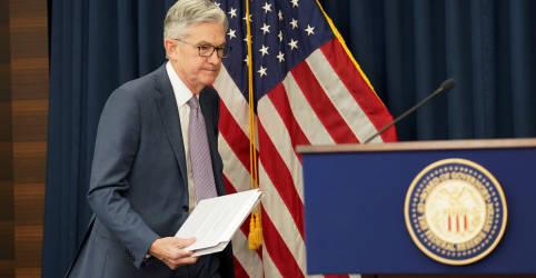 Placeholder - loading - Powell promete paciência e diz que política monetária está apropriada