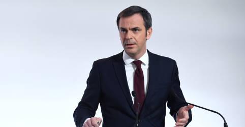 Placeholder - loading - Imagem da notícia Crise da Covid na França pode melhorar em 4 a 6 semanas, diz ministro