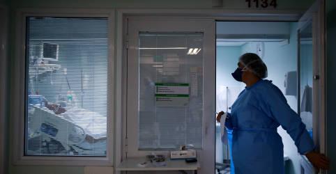 Placeholder - loading - Imagem da notícia OMS diz estar preocupada com Brasil e alerta para relaxamento na luta contra a pandemia