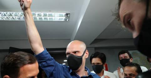 Placeholder - loading - Imagem da notícia Prefeito de São Paulo Bruno Covas morre vítima de câncer