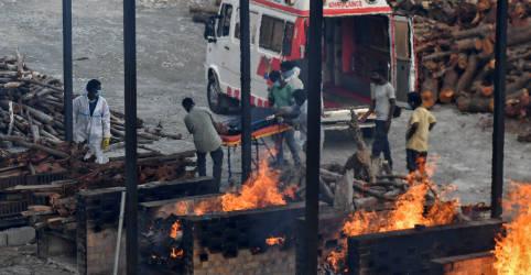 Placeholder - loading - Casos de Covid na Índia diminuem, mas OMS alerta para número alto de exames positivos