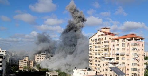 Placeholder - loading - Imagem da notícia Conflito em Israel e Gaza segue intenso apesar de diplomacia regional e envolvimento dos EUA