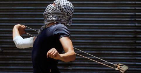 Placeholder - loading - Imagem da notícia Conflito entre Hamas e Israel tem sinais de redução após apelos por paz