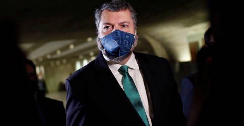 Placeholder - loading - Araújo nega à CPI que política do Itamaraty tenha atrapalhado enfrentamento da pandemia