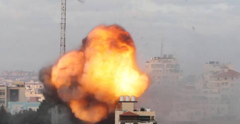 Placeholder - loading - Conflito entre Israel e Hamas retorna após breve pausa; 2 trabalhadores tailandeses morrem